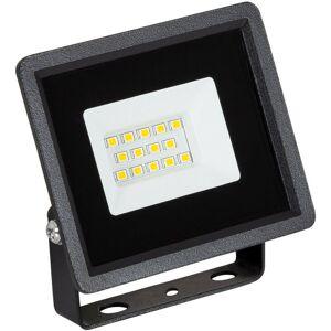LEDKIA Projecteur LED Solid 10W Blanc Chaud 3000K - Blanc Chaud 3000K - LEDKIA - Publicité