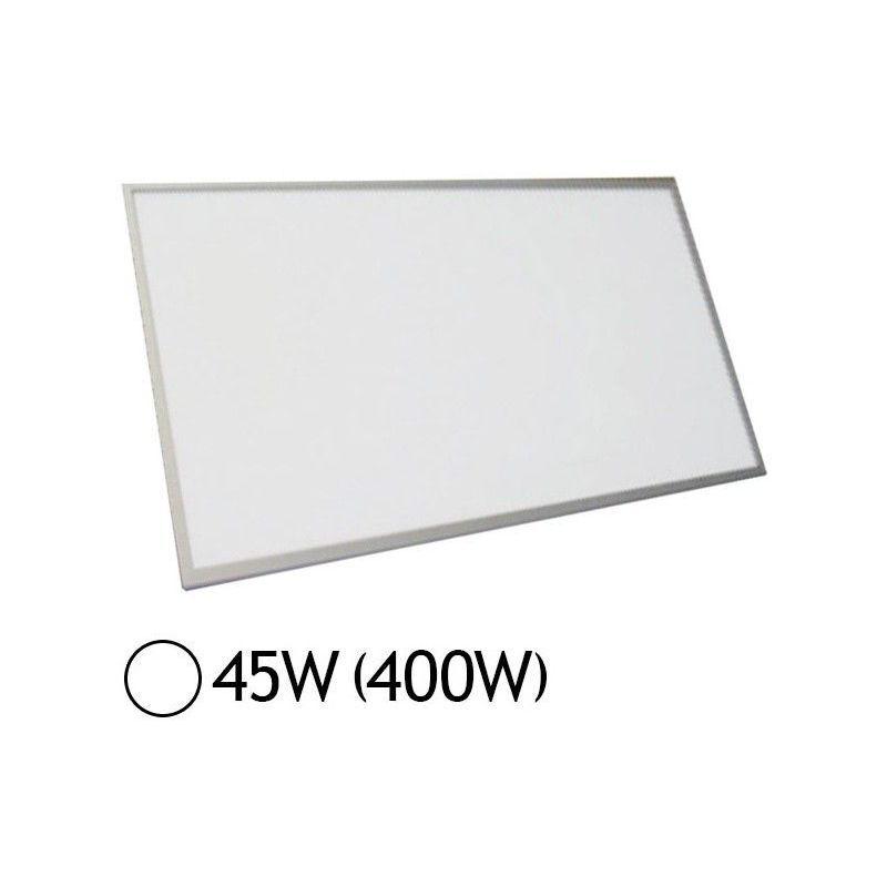 Vision-el - Dalle LED 38W (340W) Alu 300x1200 Blanc jour 6000°K