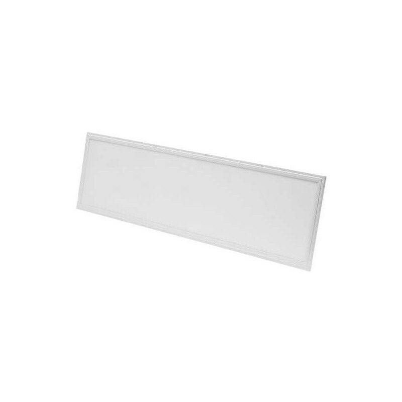 OPTONICA Dalle LED Dimmable 45W 1200x300mm 3600lumens - Blanc Chaud 2700K