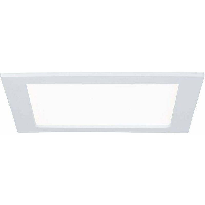 PAULMANN Spot LED encastrable pour salle de bains Paulmann 92066 LED intégrée