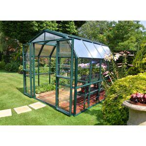 PALRAM Serre de jardin GRAND GARDENER 8x8 - 7.1m² - Publicité