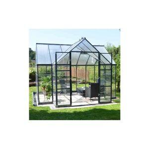 PALRAM Serre de jardin en polycarbonate Victory Orangerie - Publicité