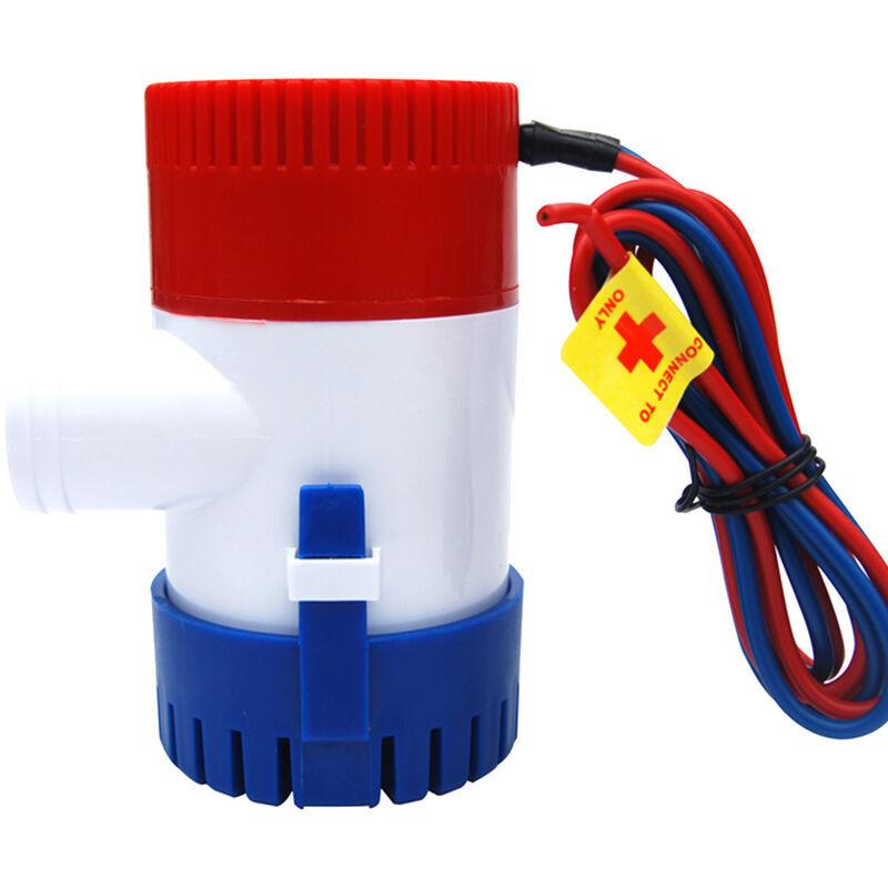 ASUPERMALL Bilge Pump1100Gph Dc 12V Electrique Pompe A Eau Pour Aquario