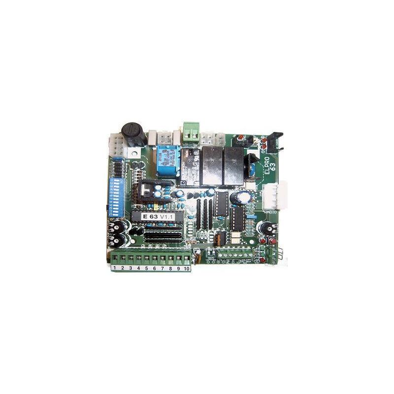 FADINI Carte Electronique Elpro 63 Pour Junior 633/650 Fadini