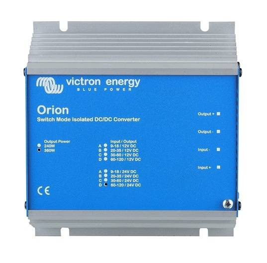 VICTRON Orion 48/12 360W - VICTRON