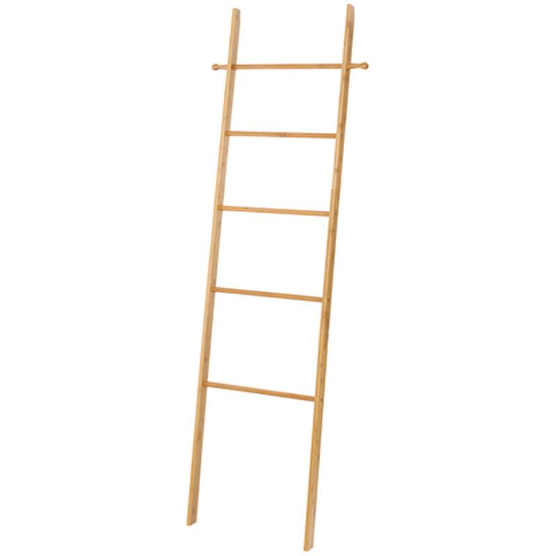 PEGANE Echelle porte-serviettes en bambou - Dim : 43 x 170 x 33 cm -PEGANE-