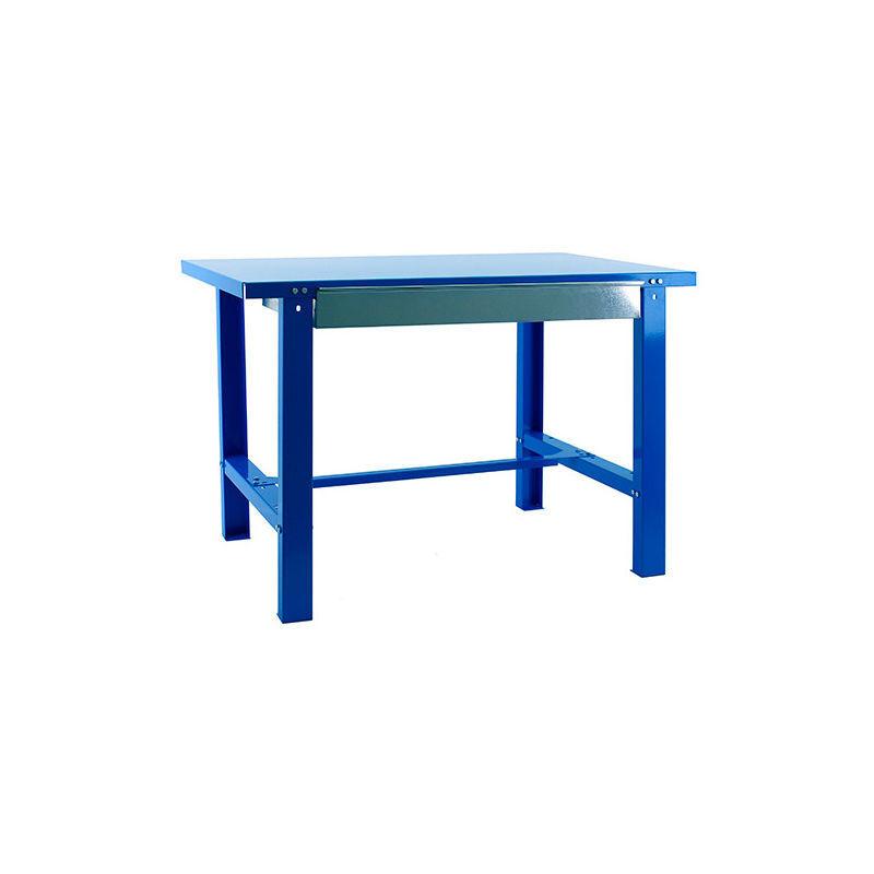 SIMONRACK Etabli 1 niv./1 tiroir 800 Kg L. 1200 x Ht. 830 x P. 730 mm KIT