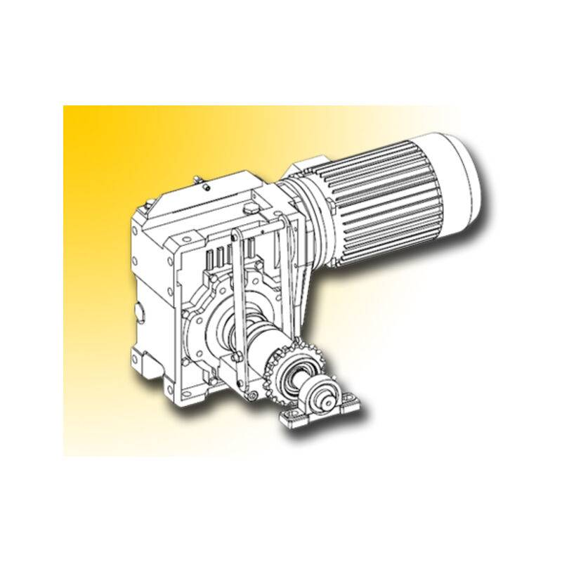 fadini motoréducteur fibo 400 lb pour portails industriels 2223l