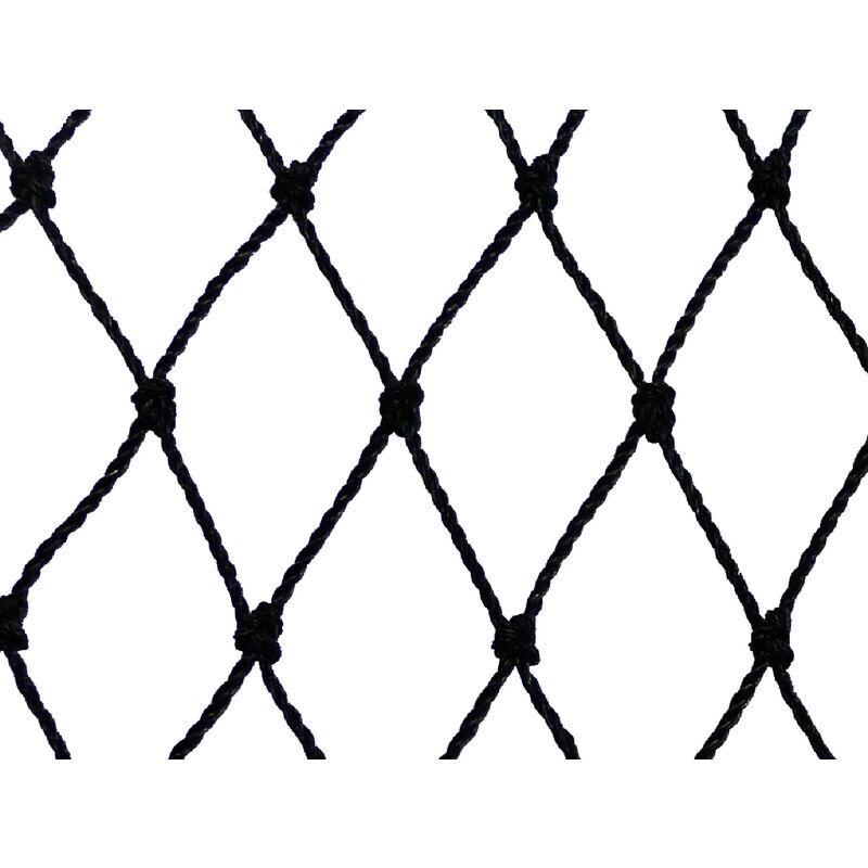 Maillestore - Filet de volière - Maille de 50mm Noir 21 x 20m - Noir