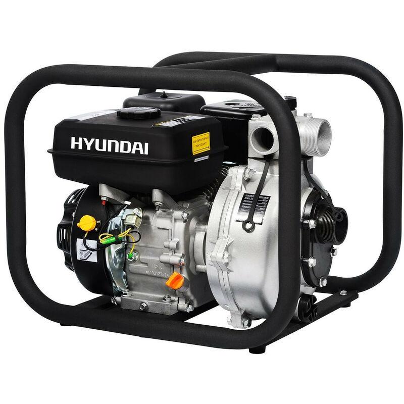 Hyundai E - HYUNDAI motopompe thermique-210cc-HYH50