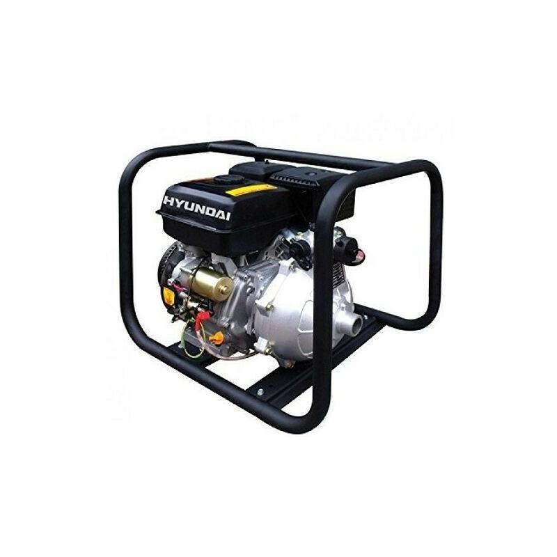HYUNDAI E HYUNDAI motopompe thermique-389cc-HYH40-2 - HYUNDAI E