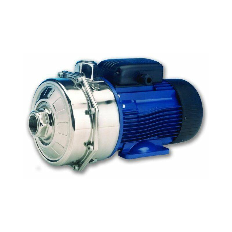 Lowara Pompe en INOX centrifuge CAM70/33+V avec garniture en VITON