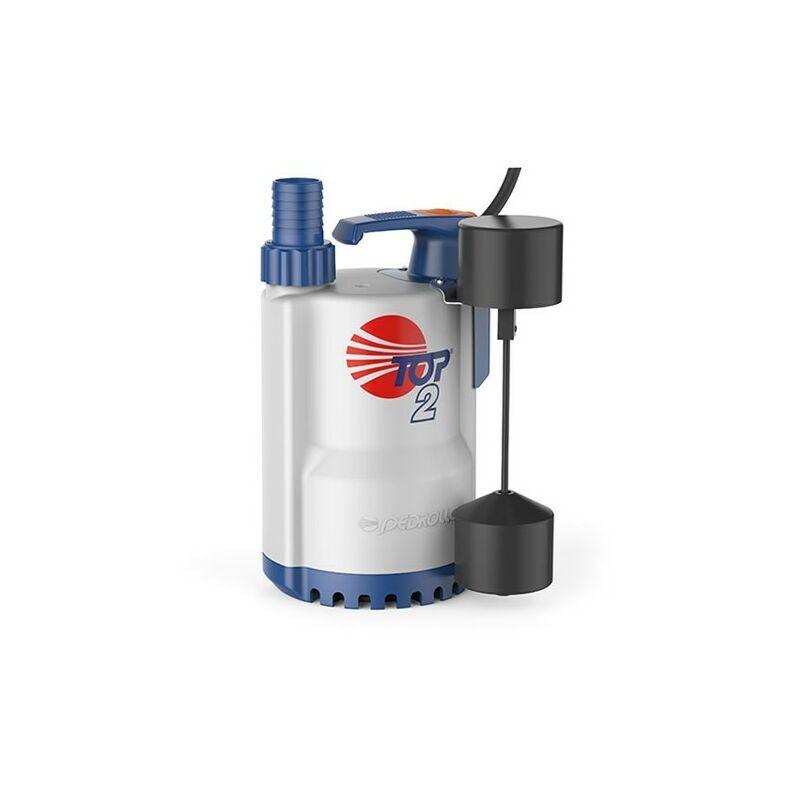 Pedrollo - TOP 5 - GM - moteur-Pompe de vidange pour l'eau claire