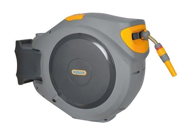 HOZELOCK Dévidoir automatique AutoReel Flowmax™ avec tuyau de 30 m - Hozelock