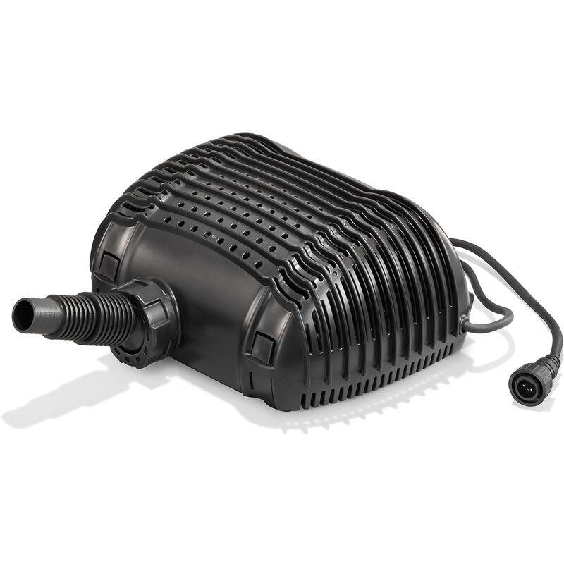 Esotec - Pompe solaire de remplacement 5000l / h 12-18V Pompe de bassin