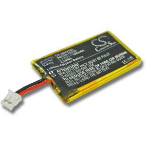VHBW Batterie Li-Polymer 160mAh (3.7V) vhbw pour collier de dressage - Publicité
