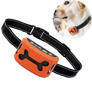 HAPPYSHOPPING ZN-AZ-XGQ-005 Collier anti-aboiements pour chien de dressage pour - Publicité