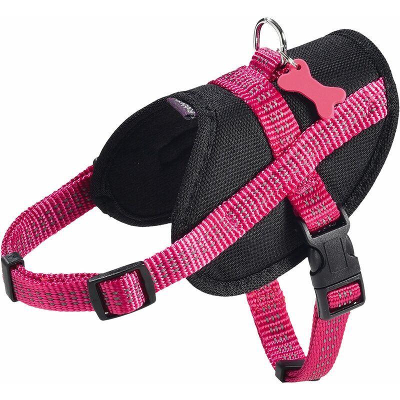 BOBBY Harnais Easy Safe Fuschia Taille : XS - BOBBY