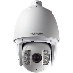 HIKVISION Caméra dôme PTZ à haute définition infrarouge 100m - 2 Mp Blanc - Publicité