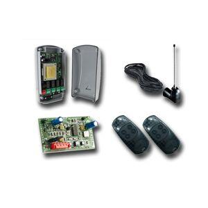 came système radio complet 230v 433.92 MHz 001tra08 tra08 - Publicité