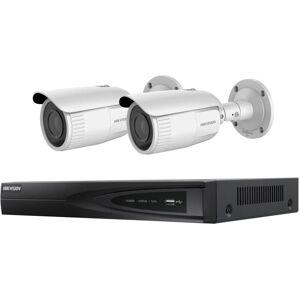 HIKVISION Kit vidéosurveillance 2 caméras bullet - Hikvision - Publicité