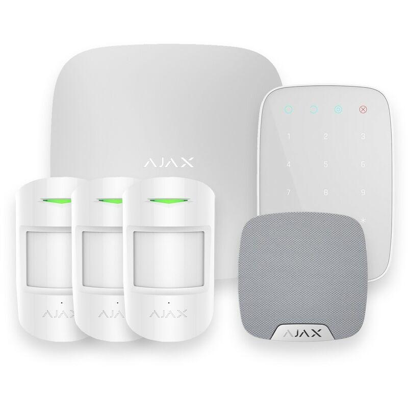 AJAX Alarme maison sans fil Ajax AJ-HUBKIT-PRO-KS - {couleurs}