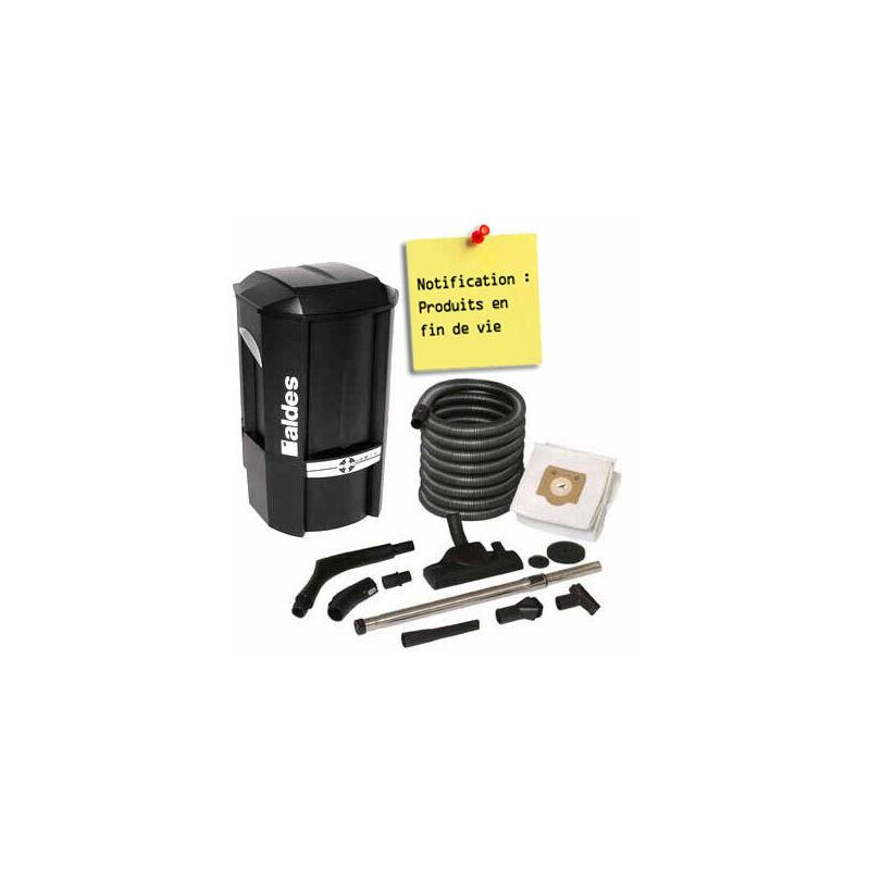 ALDES RÉF: 11071100 aspirateur central ALDES Pack C. Cleaner Garantie 2 ANS (jusqu'à 300