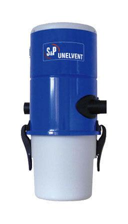 Unelvent - Aspirateur central SAPHIR 250N GARANTIE 2 ANS (jusqu'à 250
