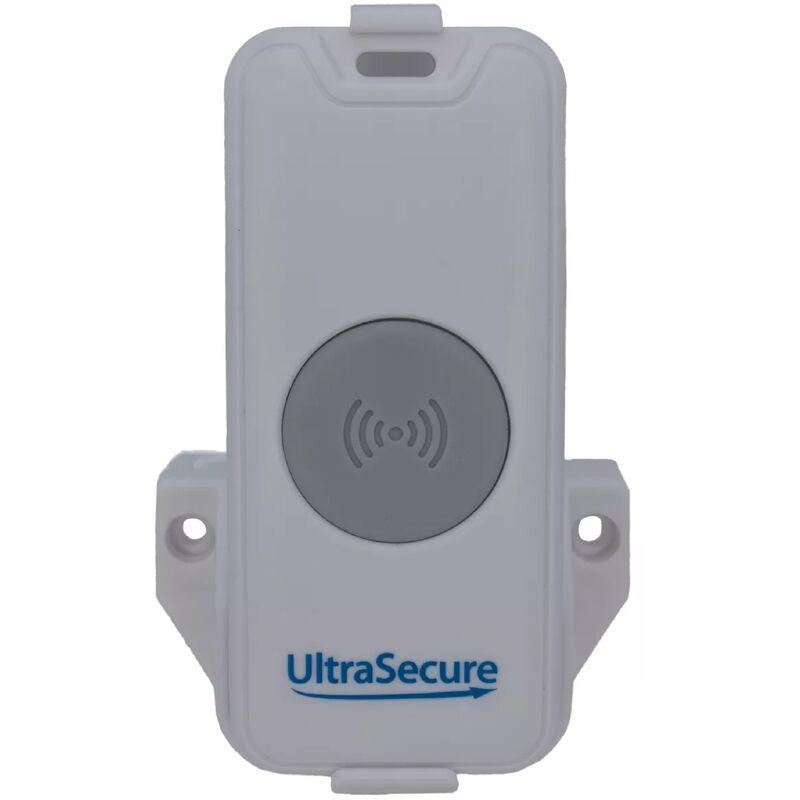 ULTRA SECURE Bouton sonnette supplémentaire autonome sans-fil - 800 mètres IP56