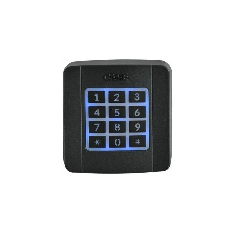 Came SELT1W8G sélecteur clavier externe digicode sans fil - 868 Mhz