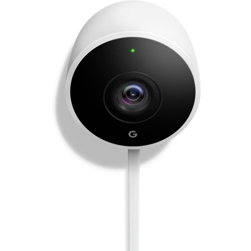 NEST Caméra d'extérieur Nest Cam Outdoor