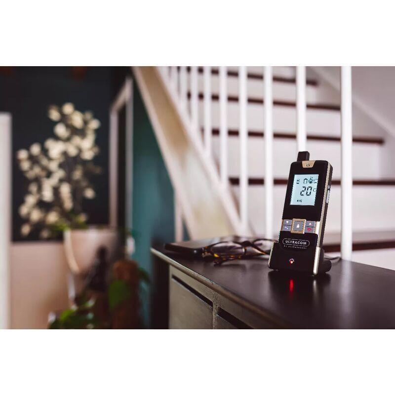 Ultra Secure - Interphone 600 mètres autonome individuel sans-fil