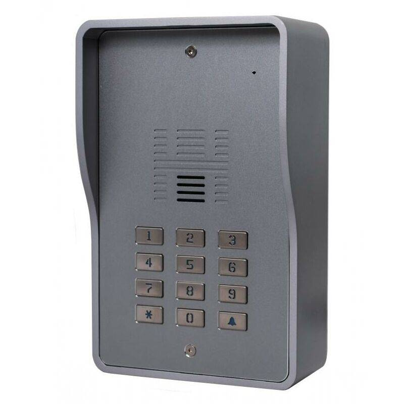 Ultra Secure - Interphone collectif GSM 3G anti-vandale 200