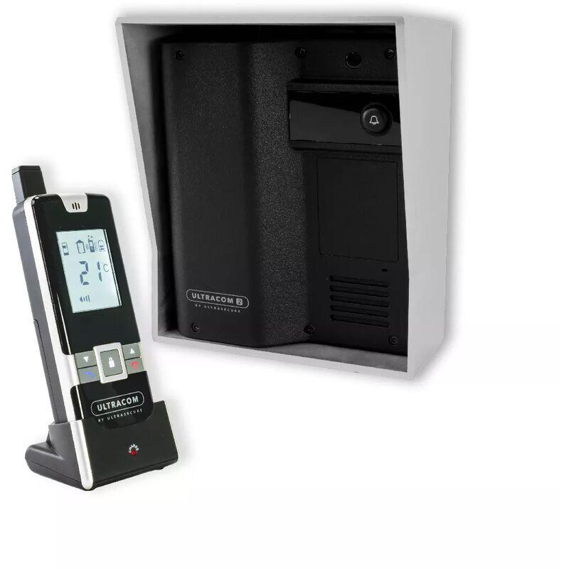 Ultra Secure - Interphone hôpital / santé / protection - 100% sans-fil