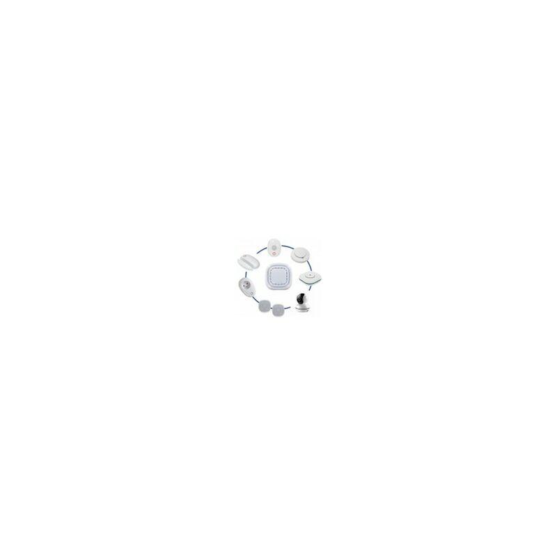 LIFEBOX Kit Alarme Maison Sans Fil Connectee 3 En 1 - Alarme, securite Video Et