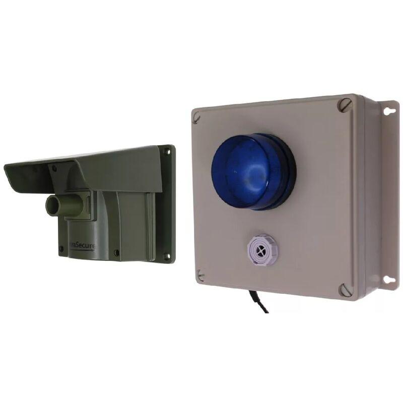 ULTRA SECURE Kit extérieur Protect 800 - Alerte de passage sans fil longue distance