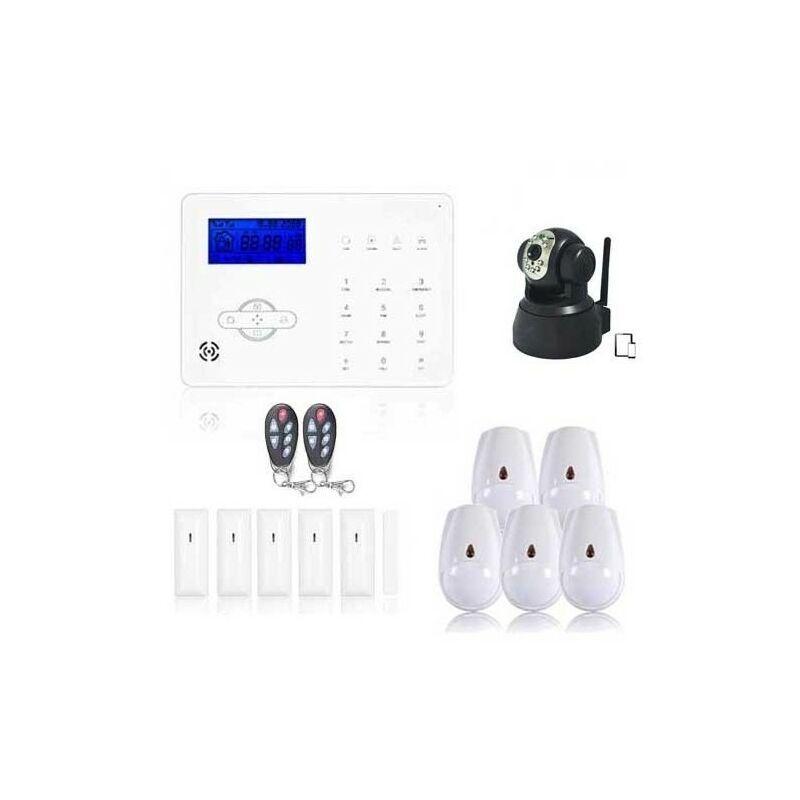 JOD1 Alarme Maison Sans Fil Revolution Xxl Et Cam Ip - JOD1