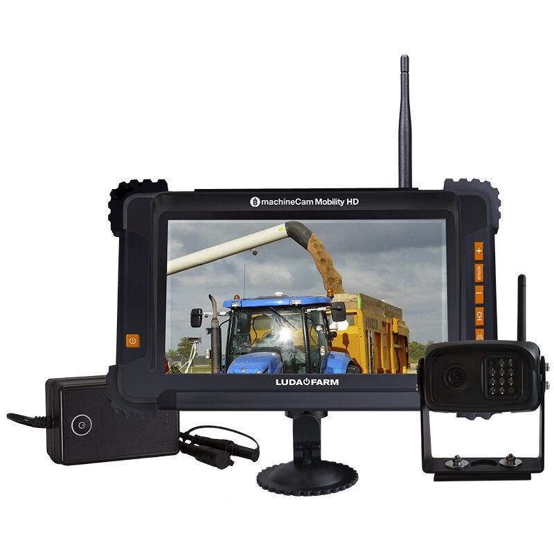 LUDA FARM Machine cam mobility HD - Luda Farm
