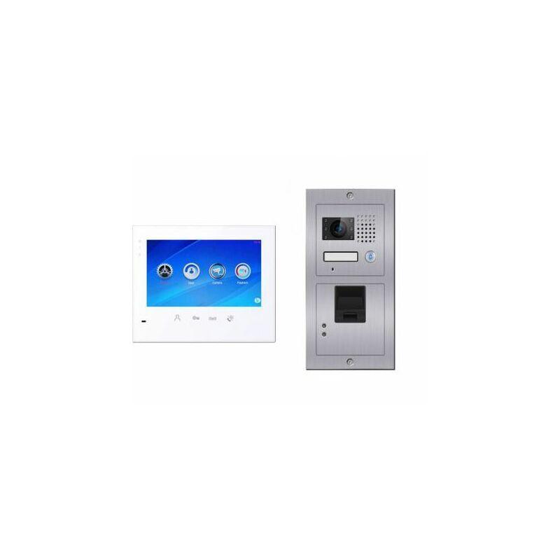 EVOYA Portier vidéo biométrique E601-B - EVOYA