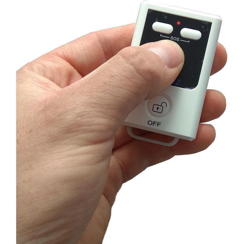 ULTRA SECURE [RECONDITIONNÉ GRADE C] Alarme GSM 3-en-1 sans-fil autonome - UltraPIR