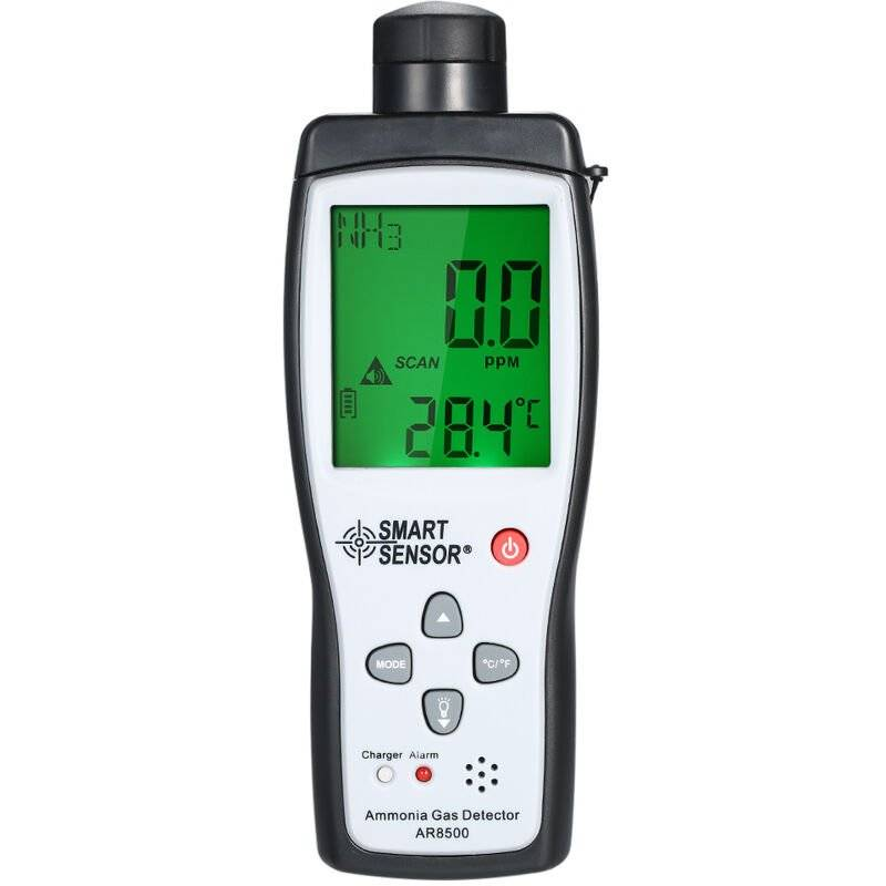 Smart Sensor Detecteur D'Ammoniac Compteur De Gaz Ammoniac Nh3