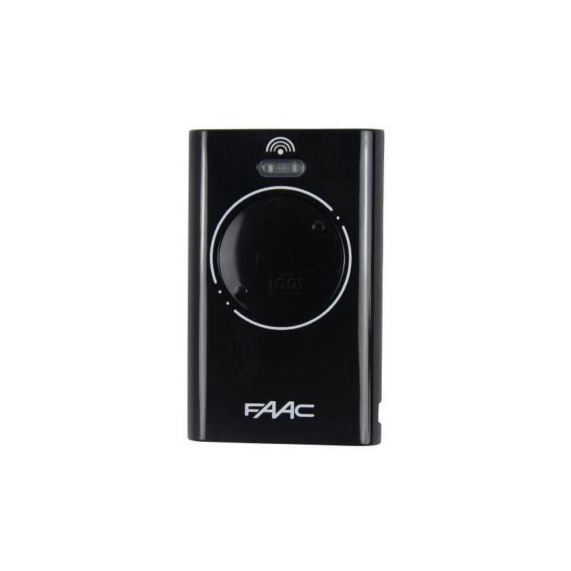 CARDIN Télécommande FAAC XT2 868 SLH BLACK - CARDIN