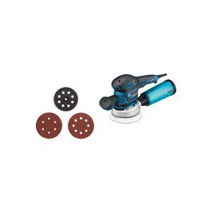 Bosch GEX 125-150 AVE 060137B101 Ponceuse excentrique 400 W 150 mm - Publicité