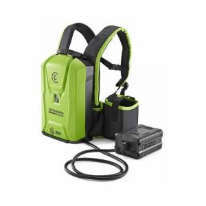 GREENWORKS Batterie Sac À Dos Pro Greenworks 82v (sans Chargeur) - Publicité