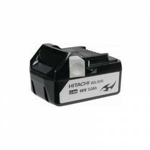 HIKOKI (HITACHI) HITACHI - HIKOKI Batterie Li-Ion 18V 3Ah - BSL1830 - 330068 - HIKOKI - Publicité