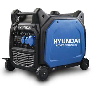 HYUNDAI Groupe électrogène inverter insonorisé 6.5kw télécommande - Publicité