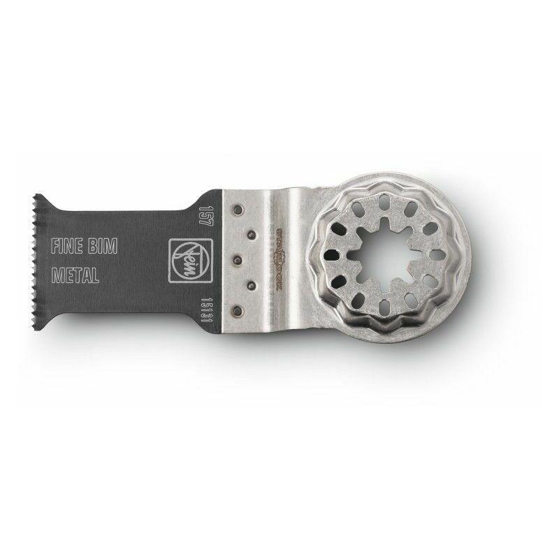 Fein Lame de scie fine E-Cut SL, 50 x 30 mm, 10 pce - 63502157240