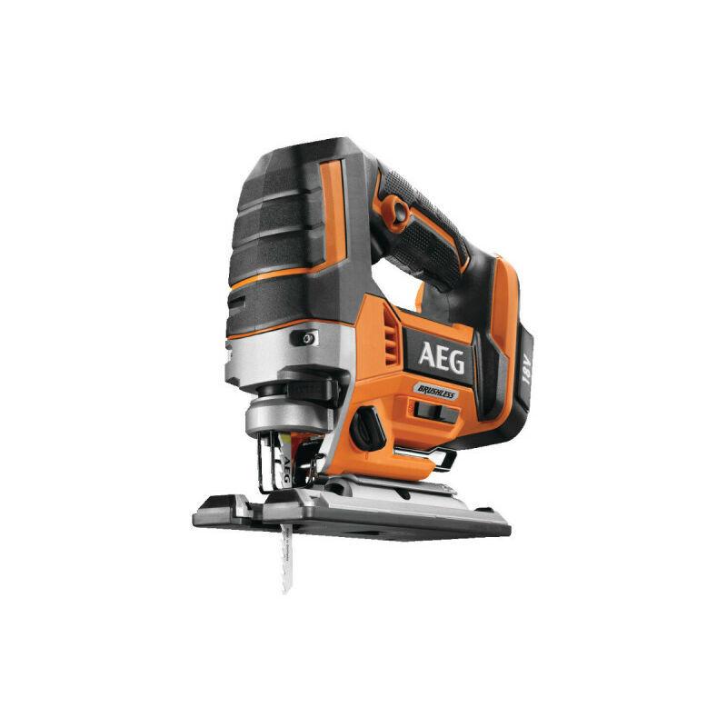 A.E.G Scie sauteuse AEG 18V Brushless sans batterie ni chargeur BST18BLX-0