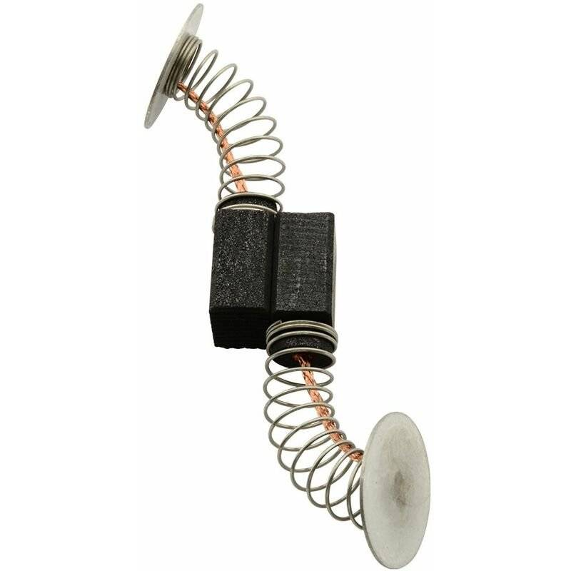 BLACK & DECKER Balais de Charbon pour Black & Decker KS629A - 7x10,5x17mm