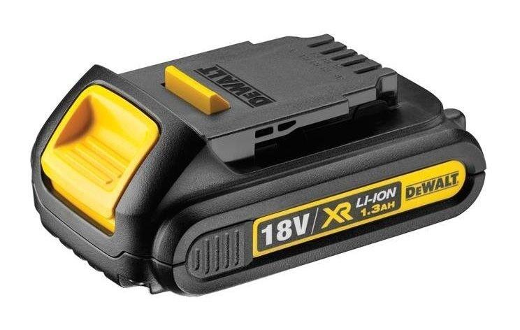DEWALT Batterie originale DEWALT XR DCB185 18V 1,3Ah li-ion
